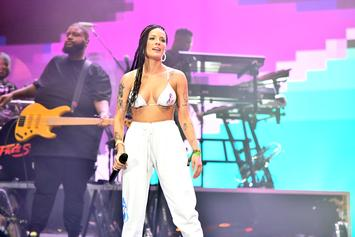 "Halsey Takes Easter To A Whole New Level, Fills Easter Eggs With ""A Couple Grand"""