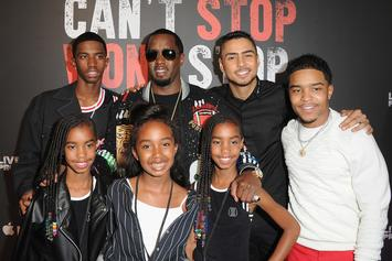 Diddy Explains How Kim Porter Prepared Him To Be A Single Father