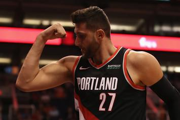 Jusuf Nurkic Takes Parting Shot At Russell Westbrook After Game 5