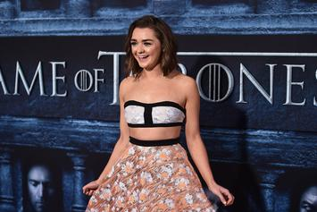 """Maisie Williams Shares Awkward Details About """"Game Of Thrones"""" Sex Scene"""
