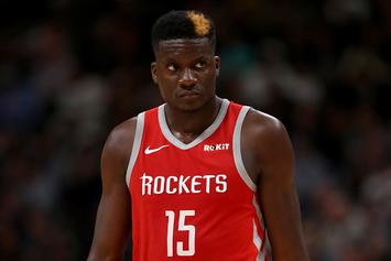 "Rockets' Clint Capela Pulling For Warriors: ""I Want To Face Them"""