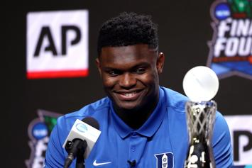 Zion Williamson Should Be Drafted By The Patriots, Says Julian Edelman
