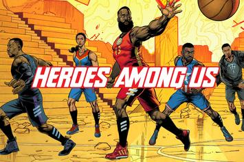 "Marvel x Adidas Basketball ""Heroes Among Us"" Pack Drops Today: Purchase Links"