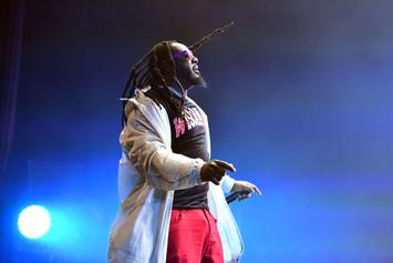 "T-Pain Receives Doctor's Orders For Temporary Layoff: ""My Sincere Apologies, Pizzle"""
