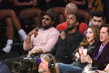 """Kendrick Lamar Shows Love To ScHoolboy Q: """"Got The Honor To Watch & Learn"""""""