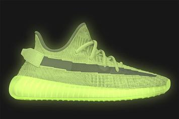"""Adidas Yeezy Boost 350 V2 """"Glow"""" Release Date Announced"""