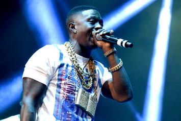 "It's Boosie Gone Wild In Bi-Weekly ""Topless Pool Parties"" Footage"