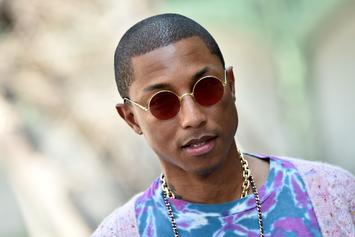 "Pharrell Reps Hard For Virginia Beach With ""Something in the Water"" Interview"