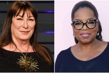 "Anjelica Huston Details Her Silent Feud With Oprah Winfrey: ""She Won't Talk To Me"""