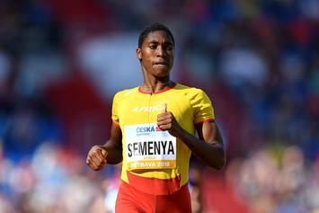 Caster Semenya Forced To Take Testosterone-Lowering Medication: Report