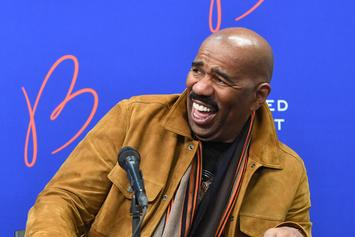 Steve Harvey Reportedly Deprives Wife Of Ownership Stake In Texas Homes