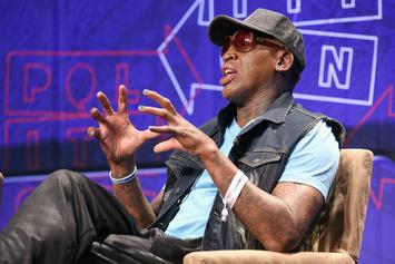 """Dennis Rodman Disses LeBron James: """"He Is So F***ing Easy To Play"""""""