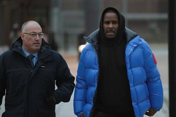 "R. Kelly's ""Friend"" Who Posted $100K Bail Avoids Questioning In Unpaid Rent Case: Report"