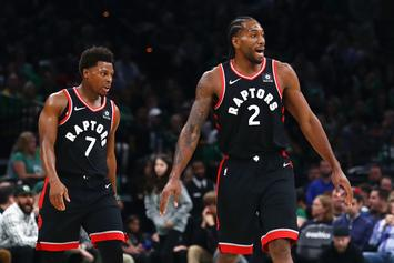 Kawhi Leonard Carries Raptors In Loss, Kyle Lowry Vows To Help More