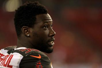 Jason Pierre-Paul Released From Hospital After Crashing His SUV