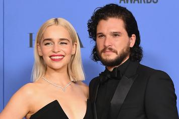 """Game Of Thrones"" Final Episodes Teased By Kit Harington & Emilia Clarke"