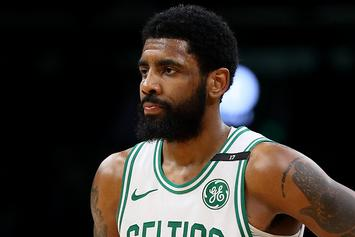 "Kyrie Irving Unfazed By Shooting Struggles: ""Who Cares?"""