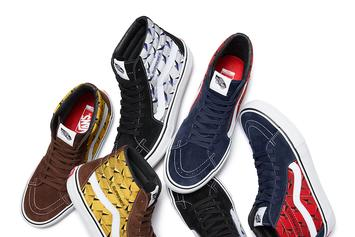 Supreme x Vans Collection Drops This Week: Release Details