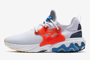 "Nike React Presto ""Breezy Thursday"" Coming Soon: Official Images"