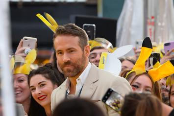 "Ryan Reynolds Shares Links To ""Pokémon Detective Pikachu"" Leak"