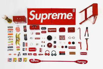 """""""The Supreme Vault"""" Is Going Up For Auction: 1,300 Items From 1998-2018"""