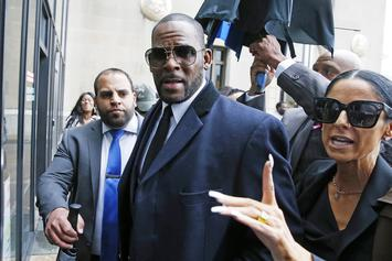 R. Kelly Gets A Second Chance In Sexual Abuse Lawsuit: Report