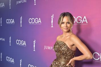 "Halle Berry Broke Three Ribs Training For ""John Wick 3,"" Calls It ""A Badge Of Honor"""