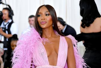 """Naomi Campbell Speaks Out After Gucci Backlash: """"It Wasn't Intentional"""""""