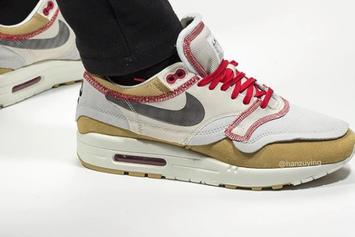 """Nike Air Max 1 """"Inside Out"""" Coming In Two Colorways: Closer Look"""