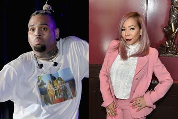 "Tiny Harris Weighs In On Chris Brown's ""Prince Of Pop"" Status: ""He's Got It All"""