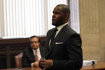 R. Kelly's Daughter Forced To Drop Out Because He Stopped Paying Tuition
