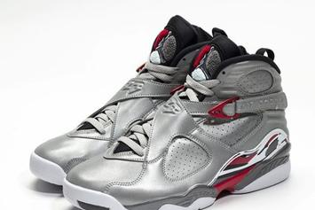 """Air Jordan 8 """"Reflections Of A Champion"""" Release Date, New Images"""
