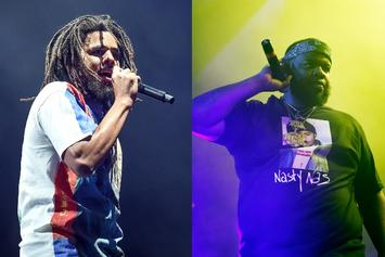 J. Cole Vibes Hard To Maxo Kream's Upcoming Album