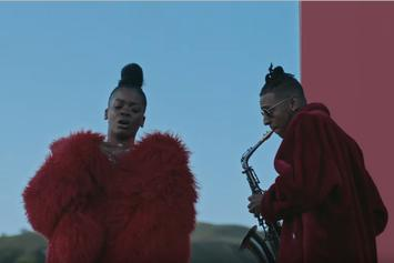 "Ari Lennox Drops Stunning And Sensual Visuals For ""Up Late"""