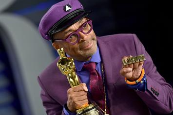 """Spike Lee Begs The """"Basketball Gods"""" To Give Knicks The First Pick"""