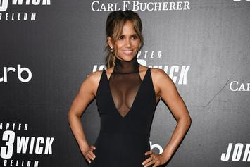 "Halle Berry Wants All The Smoke During Target Practice For ""John Wick 3"""