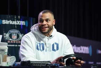"""Dak Prescott Hopes To Be With The Dallas Cowboys """"Forever"""""""