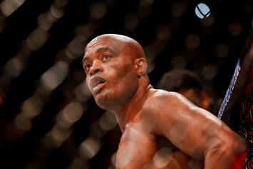 Anderson Silva Refuses To Retire Despite Plethora Of Injuries