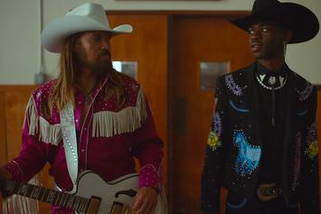"""Lil Nas X's """"Old Town Road"""" Music Video Is A Star-Studded Country Movie"""