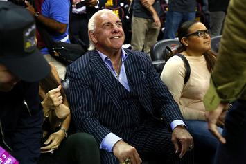 Ric Flair's Wife Provides Medical Update, Surgery Postponed