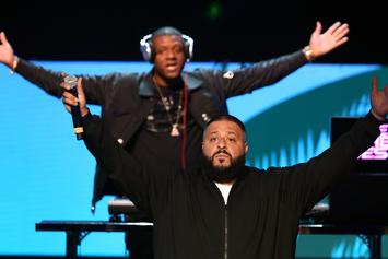 "DJ Khaled Set To Bring Lil Wayne, Meek Mill, SZA & More For ""SNL"" Finale"