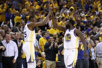 Draymond Green Credits Kevin Durant & His Son For His Improved Behavior