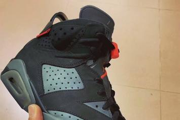PSG Air Jordan 6 Collab Rumored For This Summer: First Look
