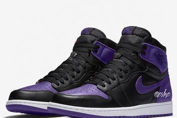 "Air Jordan 1 High OG ""Purple"" Rumored For 2020 Release: Details"