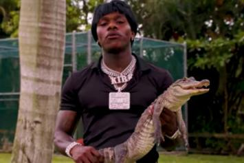 "DaBaby Contributes To The YeeHaw Movement With ""Pony"" Video"