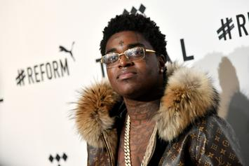Kodak Black Served With Lawsuit While Behind Bars