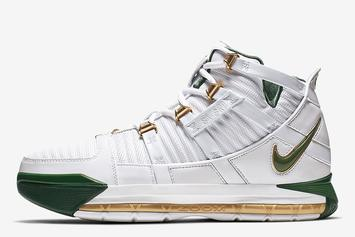 "Nike LeBron 3 ""SVSM"" Returns Today: Purchase Links"