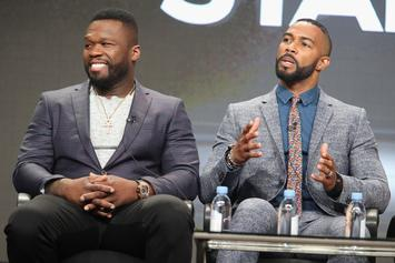 Omari Hardwick Recalls Loaning $20K To 50 Cent & Paying Him Back With Interest