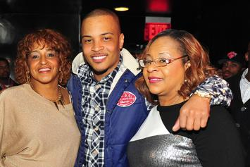"""T.I. Wishes Sister Precious A Happy Birthday With Heartfelt Post: """"We Love You Forever"""""""