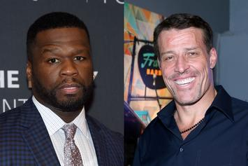 50 Cent Calls Out Self-Help Guru Tony Robbins For Using N-Word In 80s Seminar